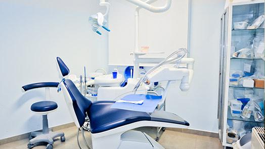 Poltrona igiene dentale